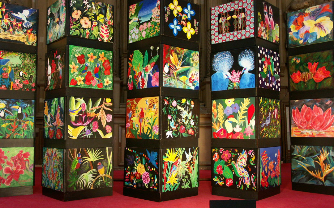 Expo «Couleurs tropicales»