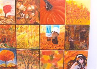 le ciel ,la terre et les saisons (4)