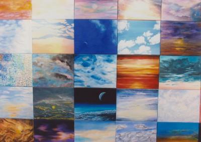 le ciel ,la terre et les saisons (9)