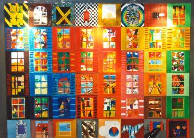 2007 les fenêtres