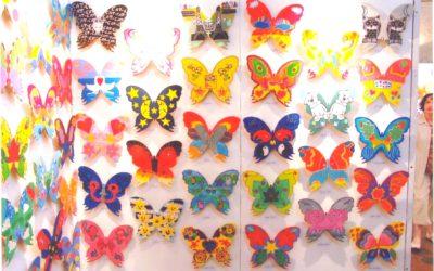Papillons enfants